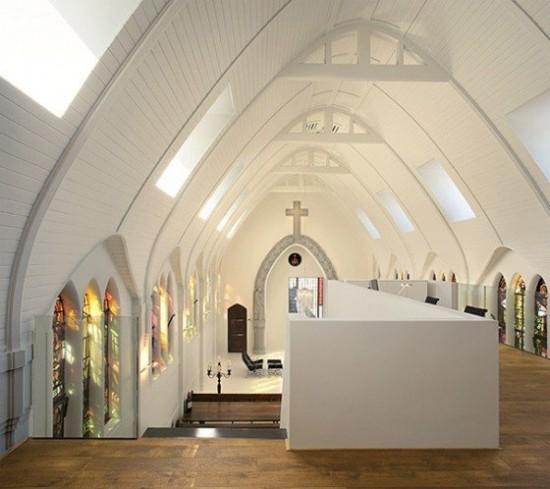 教会を住居にしてしまった画像1