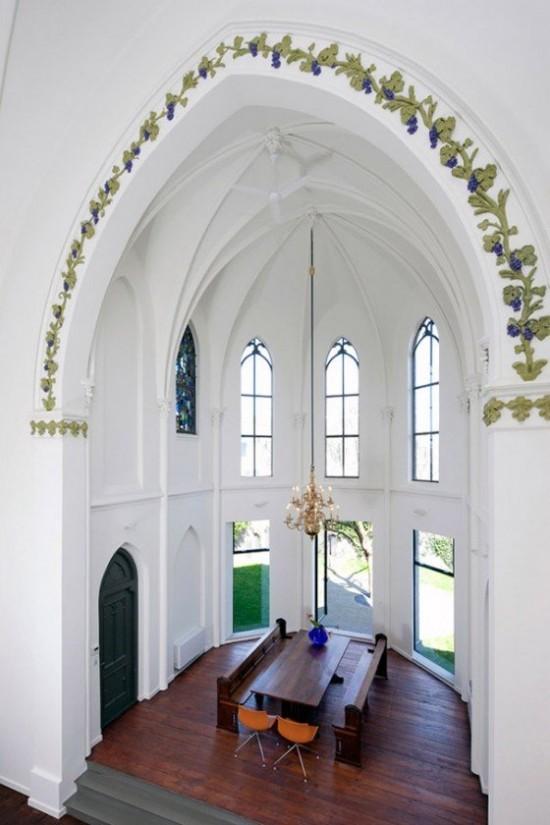 教会を住居にしてしまった画像5