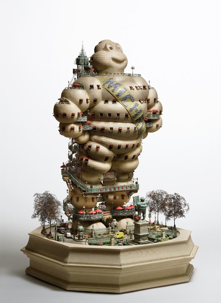相羽高徳氏(TAKANORI AIBA)によるミニチュア盆栽ツリーハウス26