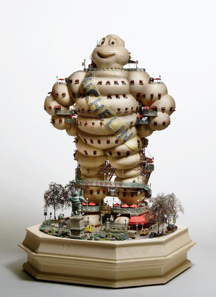 相羽高徳氏(TAKANORI AIBA)によるミニチュア盆栽ツリーハウス25