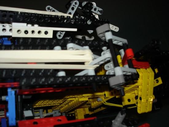レゴでつくったガトリング砲5