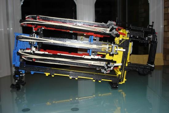 レゴでつくったガトリング砲11