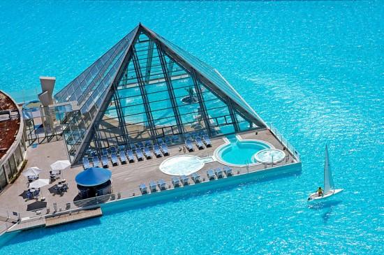 世界一大きなプールがあるホテル「サン·アルフォンソ·デル·マールリゾート」16