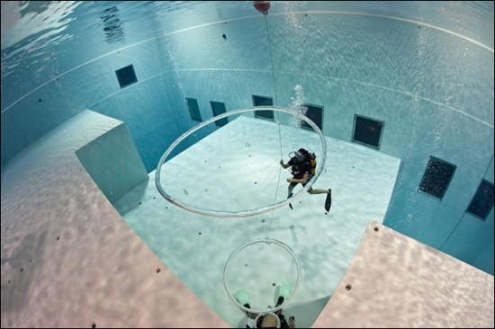 NEMO33 世界一深いプール5