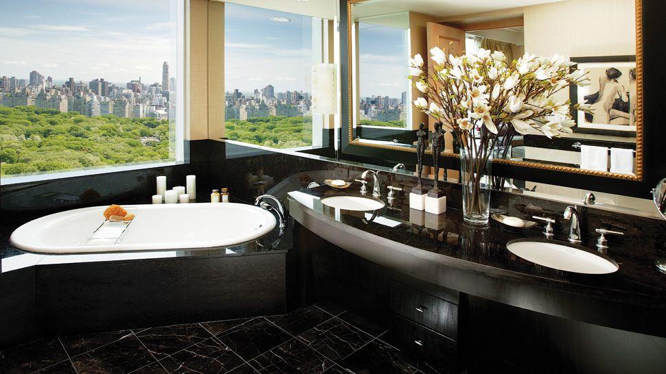高級ホテル検索Kiwi CollectionBath of a view3