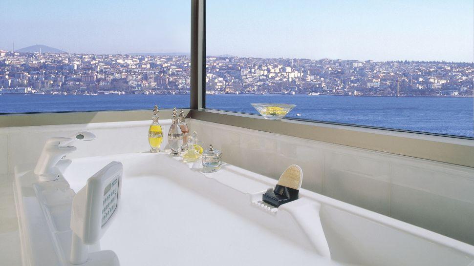 高級ホテル検索Kiwi CollectionBath of a view11