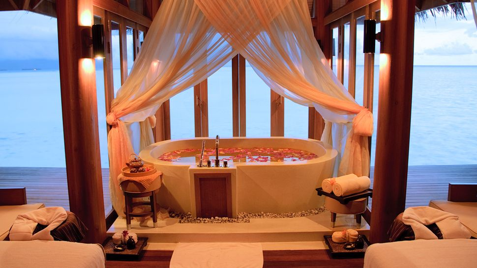 高級ホテル検索Kiwi CollectionBath of a view27