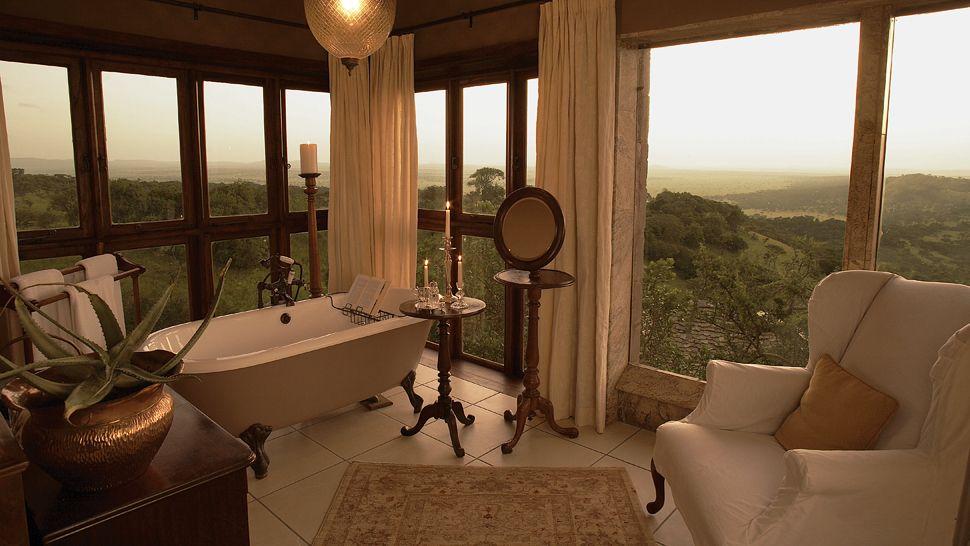 高級ホテル検索Kiwi CollectionBath of a view5