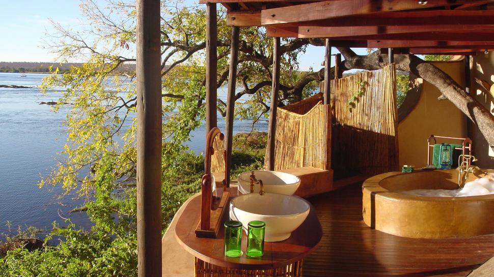 高級ホテル検索Kiwi CollectionBath of a view15