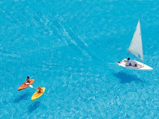 世界一大きなプールがあるホテル「サン·アルフォンソ·デル·マールリゾート」20