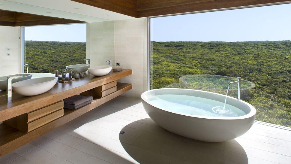 高級ホテル検索Kiwi CollectionBath of a view14
