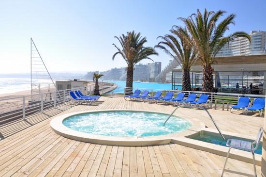 世界一大きなプールがあるホテル「サン·アルフォンソ·デル·マールリゾート」11