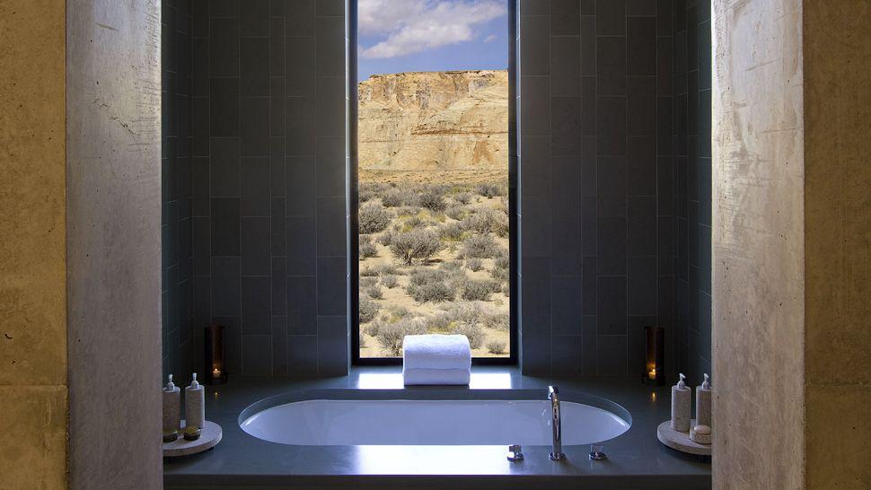 高級ホテル検索Kiwi CollectionBath of a view9