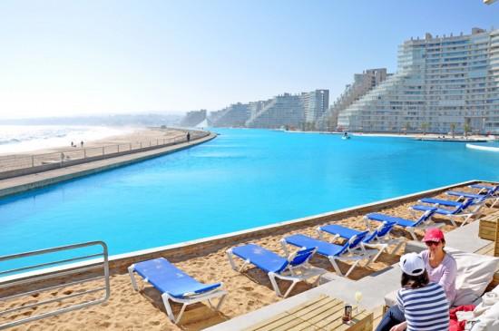 世界一大きなプールがあるホテル「サン·アルフォンソ·デル·マールリゾート」7