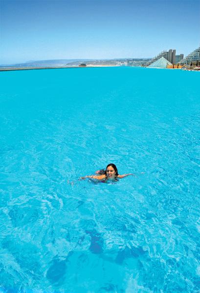 世界一大きなプールがあるホテル「サン·アルフォンソ·デル·マールリゾート」22