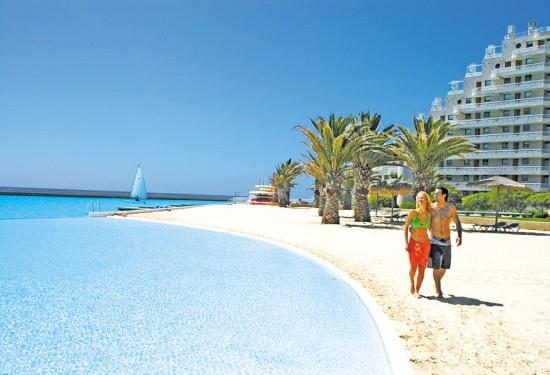 世界一大きなプールがあるホテル「サン·アルフォンソ·デル·マールリゾート」13