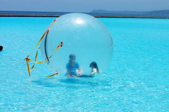 世界一大きなプールがあるホテル「サン·アルフォンソ·デル·マールリゾート」26