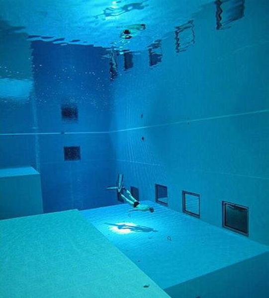 NEMO33 世界一深いプール7
