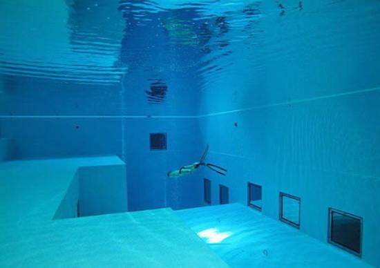 NEMO33 世界一深いプール8