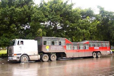 世界に溢れるユニークなバス7