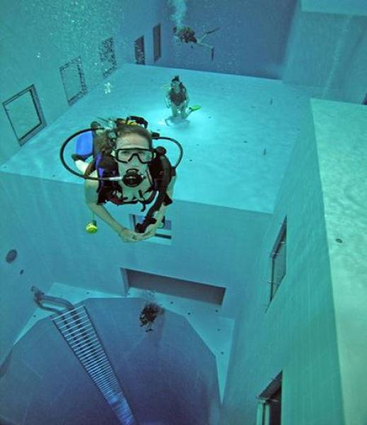 NEMO33 世界一深いプール17