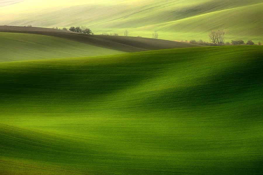 ファンタジーの世界のような自然風景写真20
