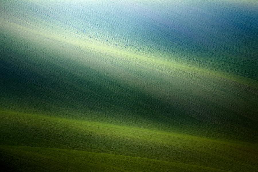 ファンタジーの世界のような自然風景写真19