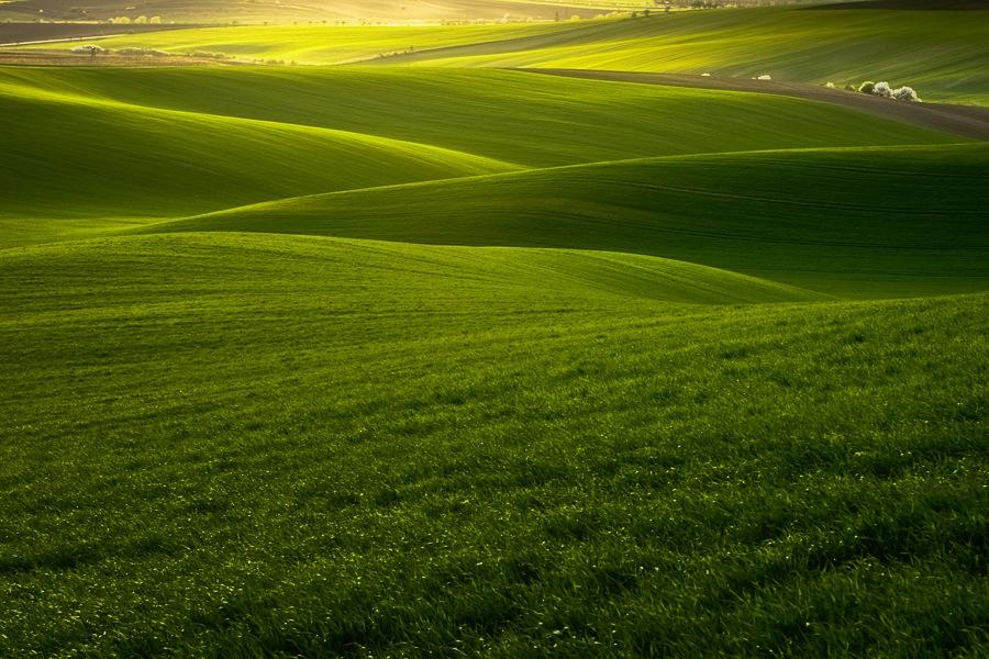 ファンタジーの世界のような自然風景写真18