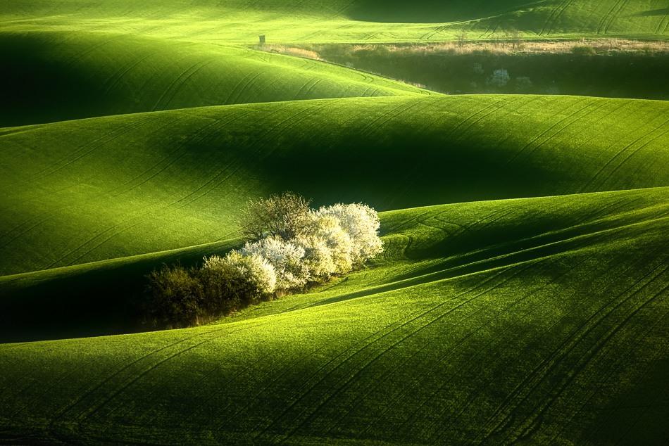 ファンタジーの世界のような自然風景写真17