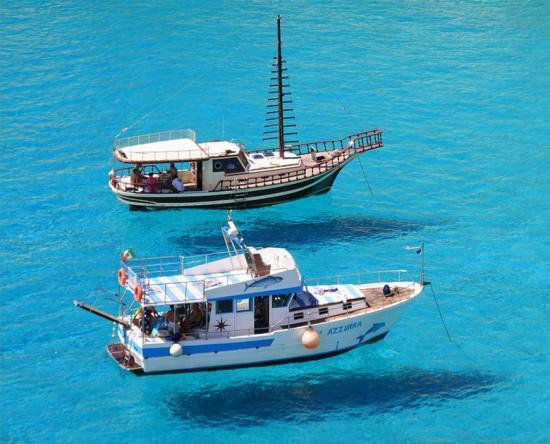 地中海に浮かぶ島ランペドゥーザ島1