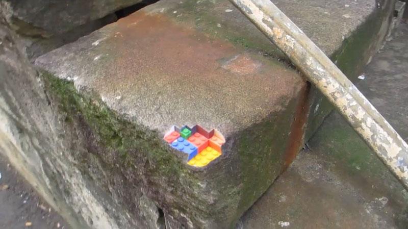 3Dプリンターでつくったレゴ9