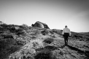 スタジオジブリ作品「ハウルの動く城」に出てきそうな石の家2