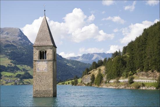 レジア湖の水の塔4
