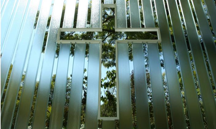メキシコにあるガラスのチャペル6