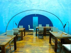 海中レストラン Ithaa Undersea8