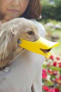 """口輪に見えない口輪""""quack(クァック)""""18"""