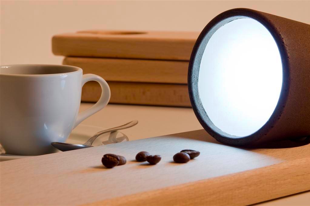 コーヒーの出がらしでつくったインテリアdecafe26
