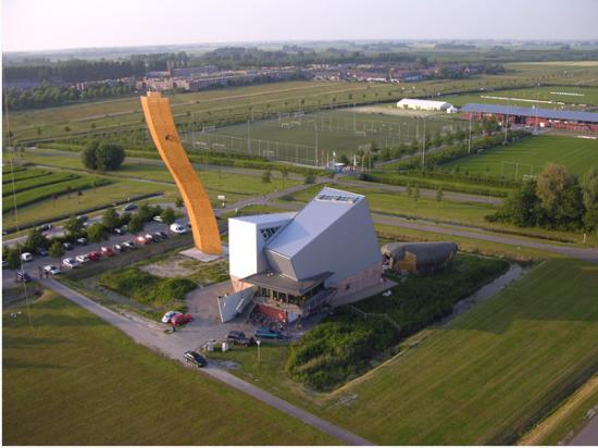 世界一高い人工クライミング施設「エクスカリバータワー」1