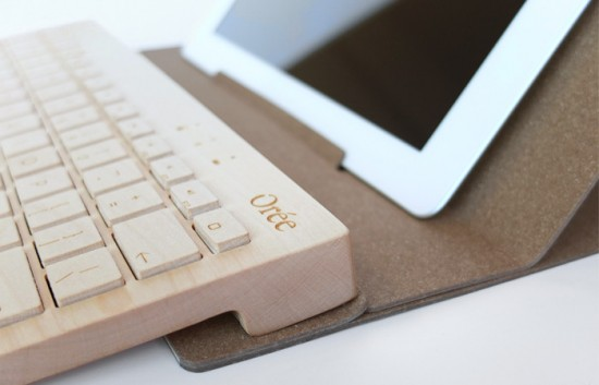 Macのブルートゥース搭載のキーボード10