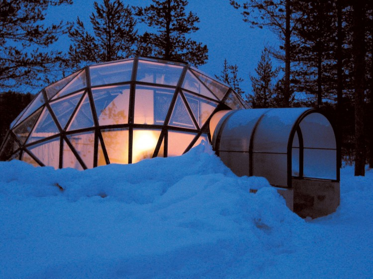 Hotel-Igloo-Village-Kakslauttanen