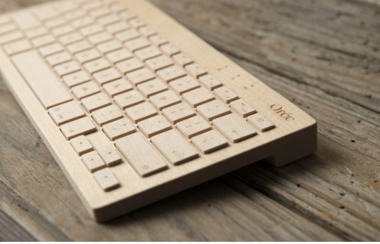 Macのブルートゥース搭載のキーボード