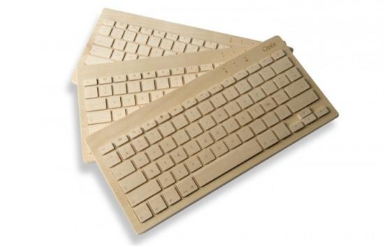 Macのブルートゥース搭載のキーボード2