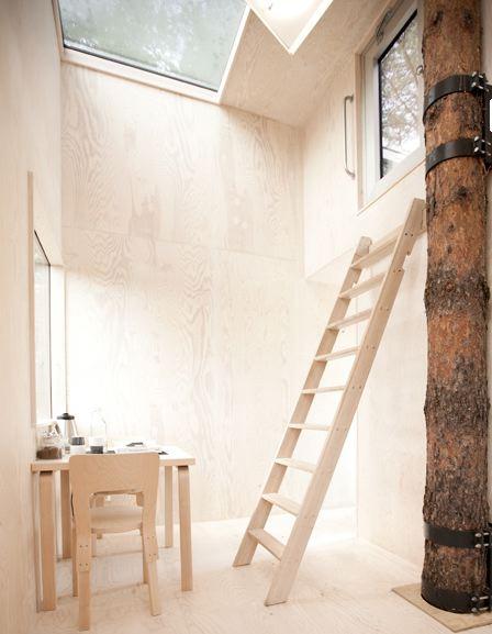 鏡のツリーハウス12