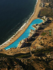 世界一大きなプールがあるホテル「サン·アルフォンソ·デル·マールリゾート」3