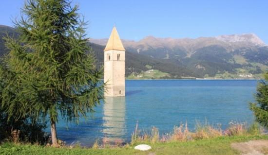 レジア湖の水の塔3