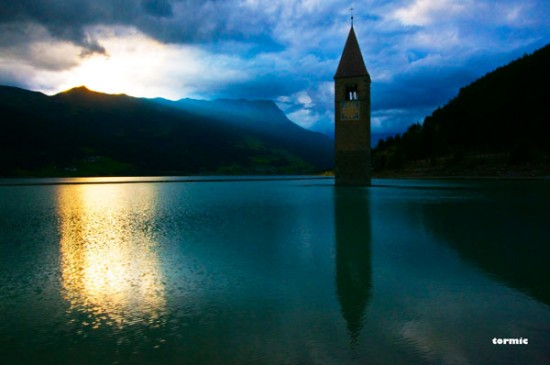レジア湖の水の塔15