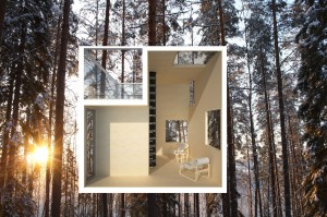 鏡のツリーハウス16