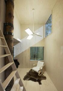 鏡のツリーハウス7