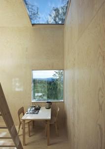 鏡のツリーハウス6