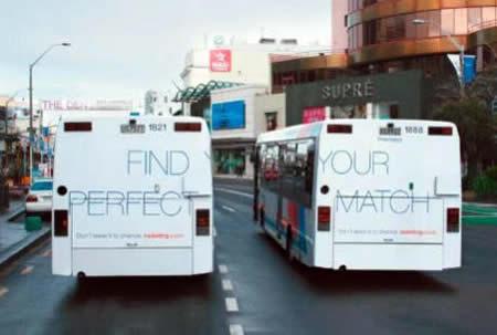 【世界の広告】バスを利用した広告7